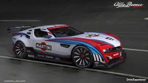 alfa romeo martini racing alfa montreal reinterpretazione racing della mitica v8 drive