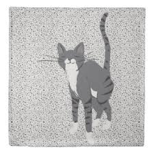 black cat duvet u0026 comforter covers zazzle