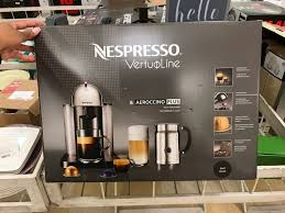 nespresso machine target black friday nespresso vertuoline w aerrocino plus milk frother only 143 93