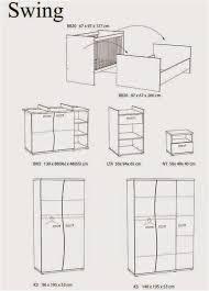 plan chambre bébé chambre swing 3 portes mobiline photo d illustration