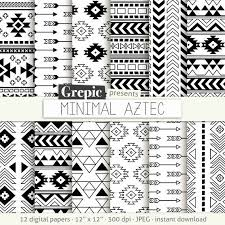 pattern aztec pencil and in color pattern aztec