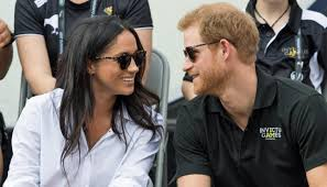 prince harry meghan markle spend first date watching kiwis play