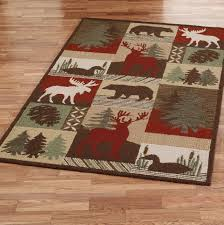 Rustic Cabin Lodge Area Rugs All About Rugs Part 3