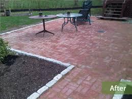 Brick Paver Patio Design Ideas Brick Paver Patio Cool Barn Patio Ideas
