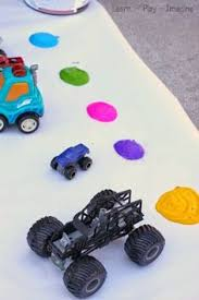 kids u0027 truck painting painting activities activities and truck paint