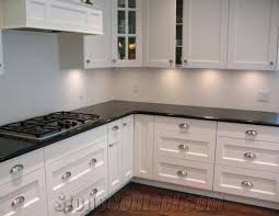 kitchen cabinets with granite top india absolute black granite kitchen countertops india from