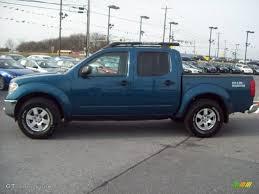 nismo nissan truck car picker blue nissan frontier