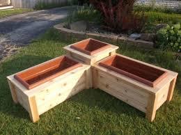 corner planter box from kregjig ning com put in corner of porch
