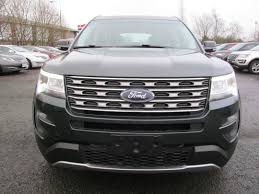 Ford Explorer Xlt - 2016 ford explorer xlt 4wd 3 5ltr v6 guard metallic u2013 david