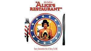 arlo guthrie thanksgiving alice u0027s restaurant 1969 the movie