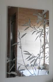 bathrooms design decorative bathroom mirrors wooden mirror