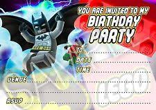 batman invitations celebrations u0026 occasions ebay