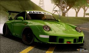 widebody porsche 993 porsche for gta san andreas page 23
