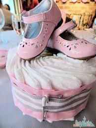 baby shower ideas diaper cake centerpiece tutorial baby to