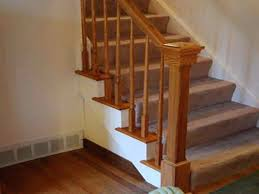 diy stair railing kits wood a more decor floating view larger