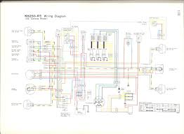 kawasaki s2 wiring diagram kawasaki wiring diagrams instruction