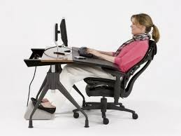 The Work Process By A Stressless Improving Office Chair  Hum Ideas