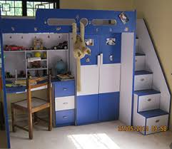 Bunk Bed With Study Table Boys Bunk Bed In Decor Studio