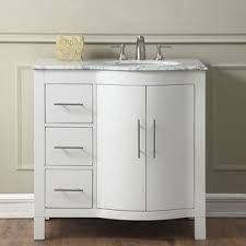 Vanity Outlet Store Shop For Silkroad Exclusive 36 Inch Contemporary Bathroom Vanity