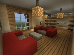 minecraft interior designs