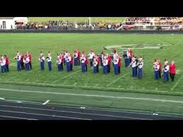 Ohio Library For The Blind Ohio State For The Blind Marching Band 2017 Youtube