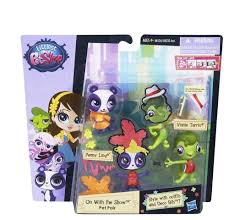 littlest pet shop on with the show pet pair penny ling u0026 vinnie