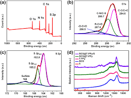 construction of tubular polypyrrole wrapped biomass derived carbon