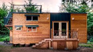Tiny House Plans With Roof Deck Youtube