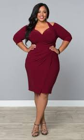 Red Cocktail Dress Plus Size 825 Best Plus Size Evening Dresses And Casual Wear Images On