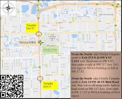Miami Area Map by Nws Open House Saturday March 18th
