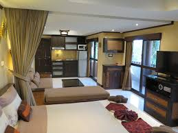 chambre studio deluxe studio 2 chambres le viman resort pattaya