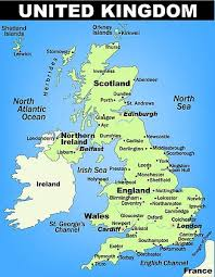 of the uk geography of the uk
