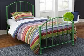 dhp furniture brickmill ivy twin metal bed