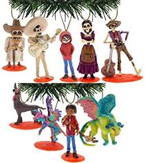 disney coco sketchbook ornament set home kitchen