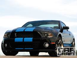 lethal mustang lethal performance 2010 gt500 featured in carcraft shelby gt500