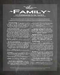 digital art the family a proclamation to the world i am a