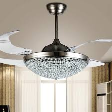 chandelier with ceiling fan attached luxury modern chandelier with ceiling fan attached