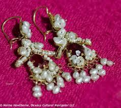 earrings for sale vintage 10k gold oaxaca filigree earrings for sale let s help a
