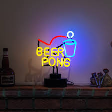 coca cola bar pub coke polar bear neon clock icon neon