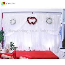 wedding drapes cheap wedding backdrop curtains wedding drapes mandap for wedding