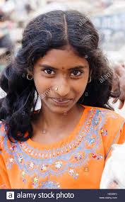 hindu nose ring portrait of hindu girl with bindi and nose ring varanasi
