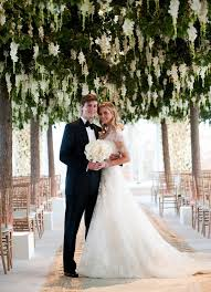 here u0027s how ivanka trump u0027s and chelsea clinton u0027s weddings stack up