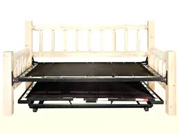 Trundle Beds With Pop Up Frames Furniture Size Daybed With Trundle Luxury Bed With