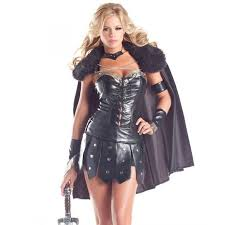 plus size halloween costumes on sale warrior princess deluxe female warrior costume xena cosplay costume