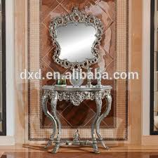 entrance table and mirror french furniture entrance table for sale console tables with mirror