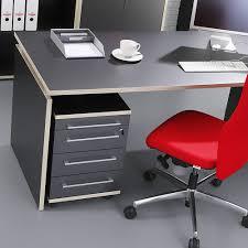 U Schreibtisch Büromöbel Mongo In Anthrazit Mit Schreibtisch Pharao24 De