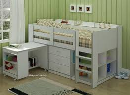 children s desk with storage incredible white childrens bed ultimo sleep station with storage