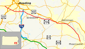 Google Map Route by Pennsylvania Route 724 Wikipedia