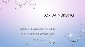 rules regulations and the nurse practice act part 2 ppt download