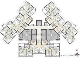 high school floor plans pdf kalpataru crest bhandup west mumbai propertywala com